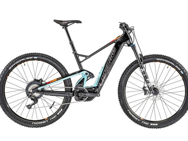 Lapierre Overvolt AM 729i Lateral
