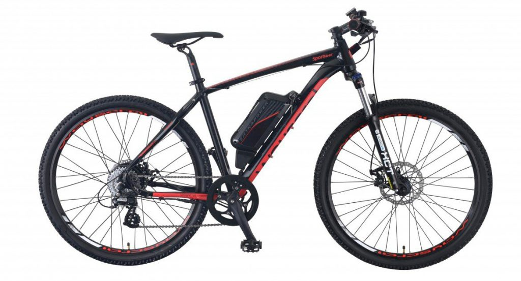 Bicicleta eléctrica Wayscral Sporty645 36V