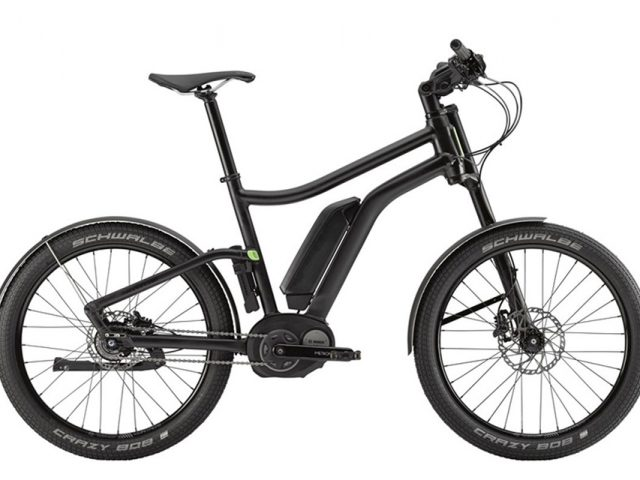 Cannondale Contro E-Rigid Lateral