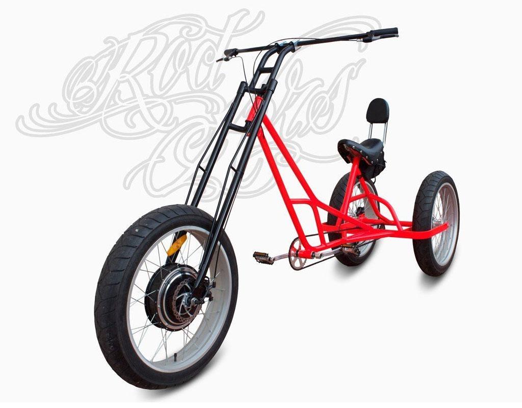 Fat Trike Invictus