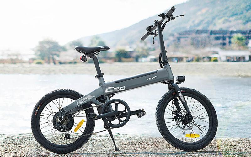 Funciones de la Xiaomi HIMO Bicicleta eléctrica