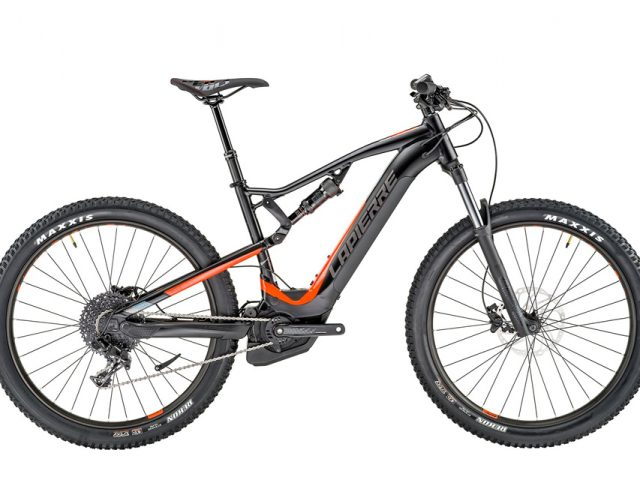 Lapierre Overvolt tr 500i bosch 500wh Lateral