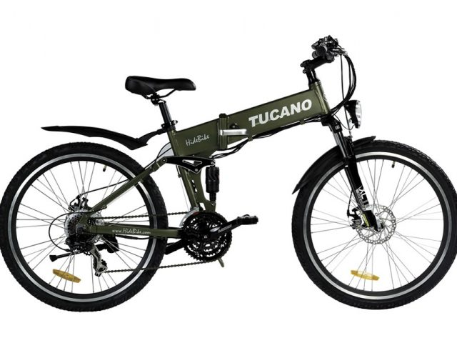 Tucano Hide Bike MTB Lateral