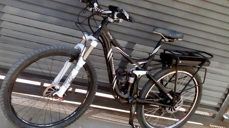 Kits de bicicletas eléctricas