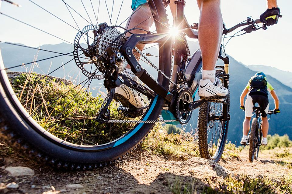 Las mejores bicicletas eléctricas de montaña del 2019