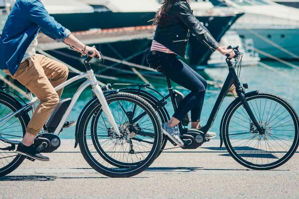 Bicicletas eléctricas para ciudad