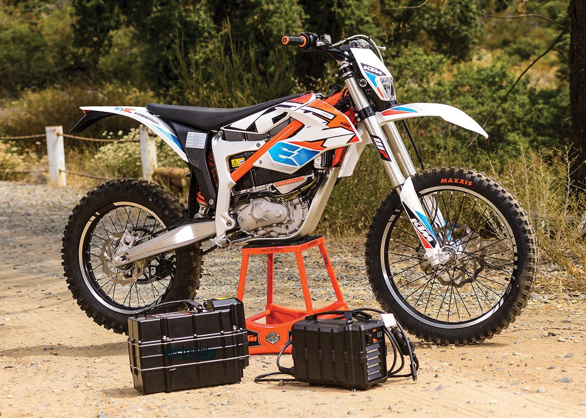 KTM E bike