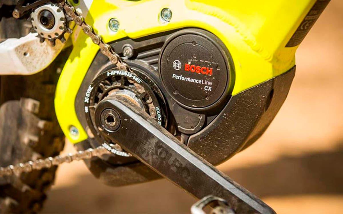 Motor bici bosch
