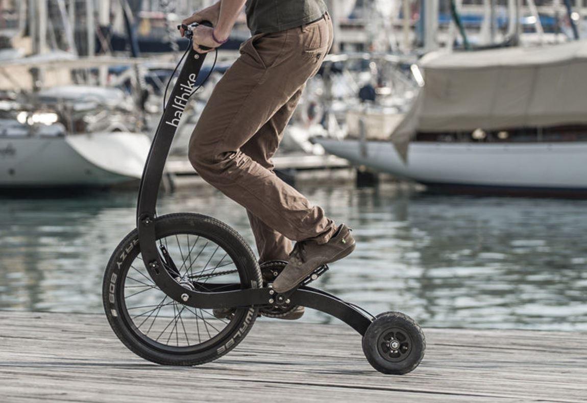 Tres ruedas bici