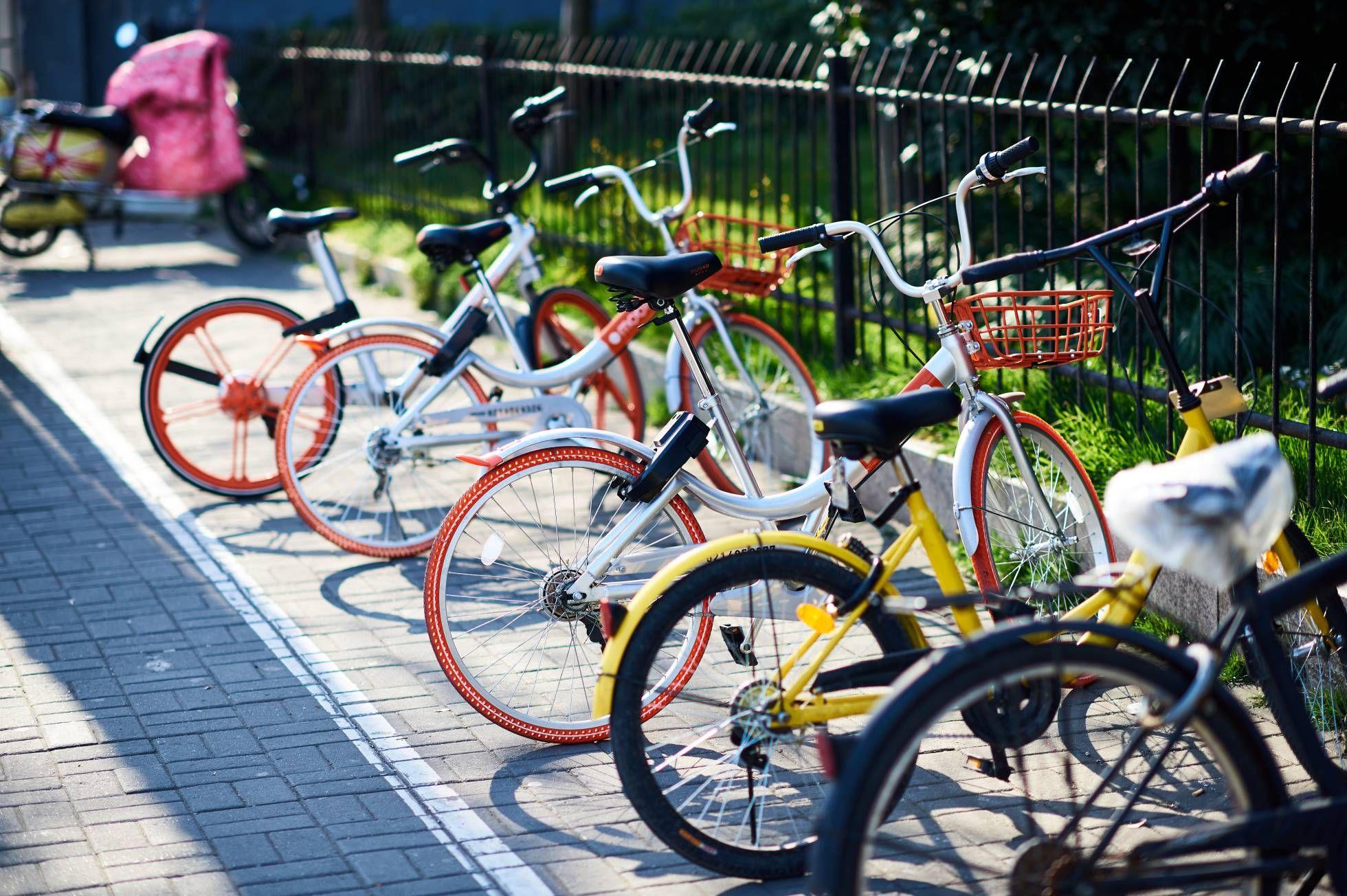 bici china colores