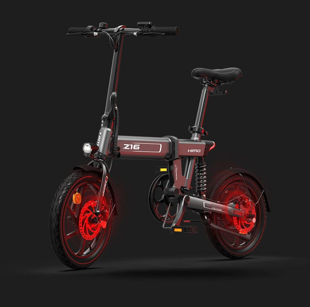 bicicleta xiomi