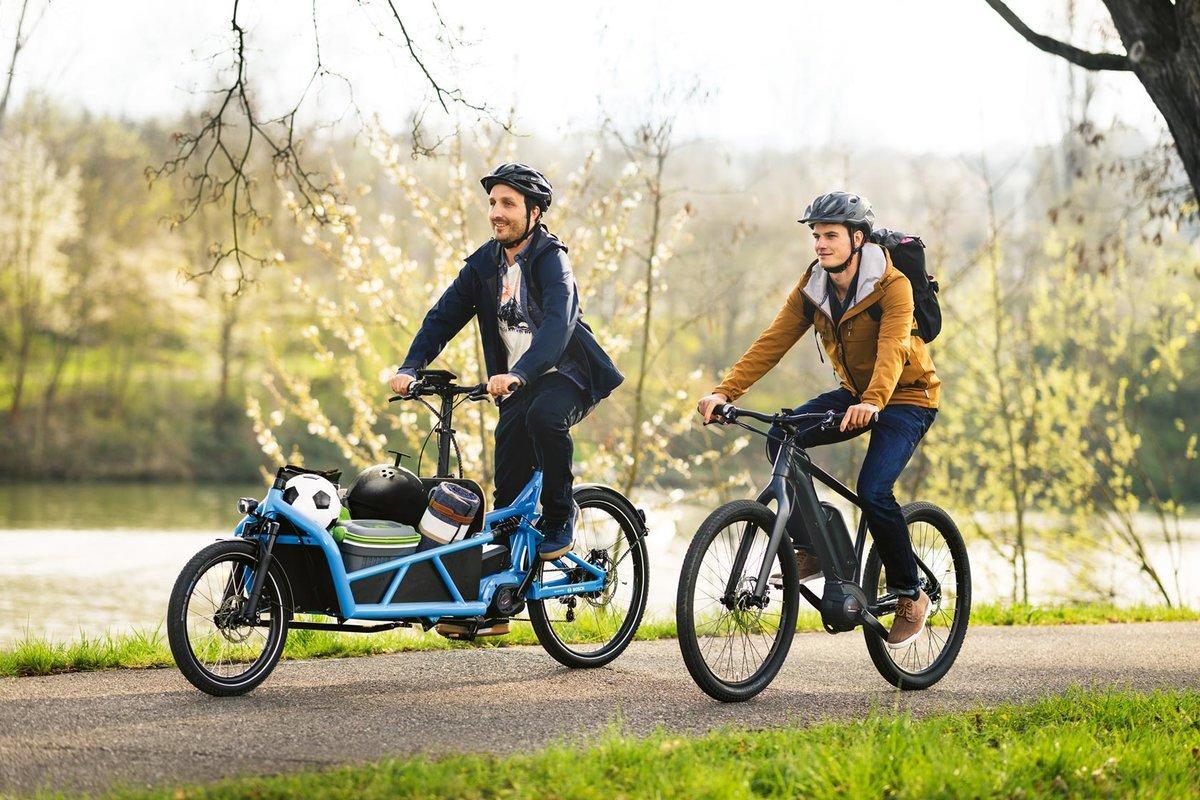 bosh bicicleta electrica