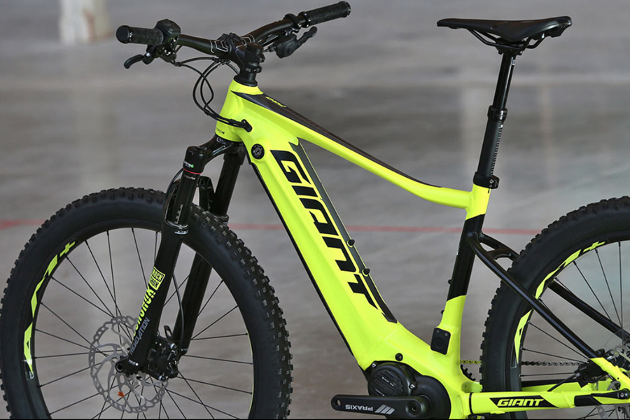 Bicicletas eléctricas Giant