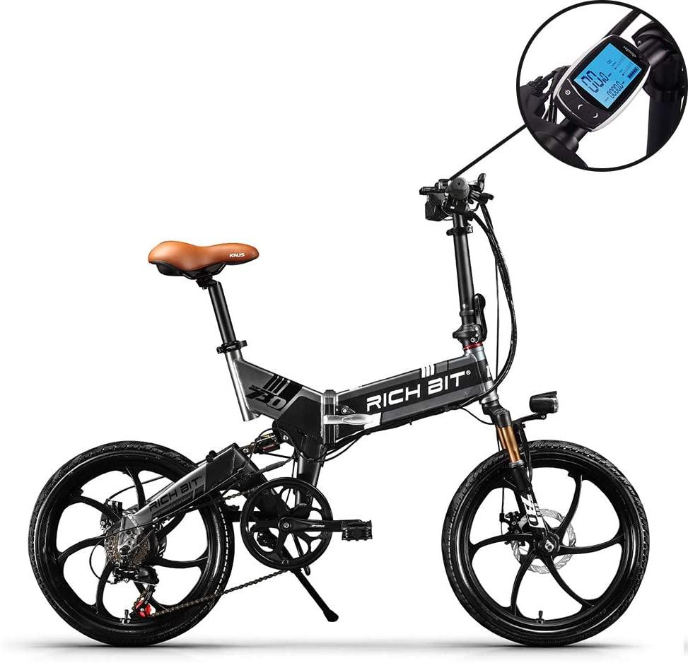 bicicleta eléctrica pantalla LCD