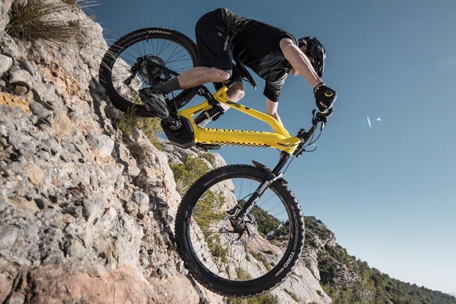 Versátiles bicicletas eléctricas Peugeot